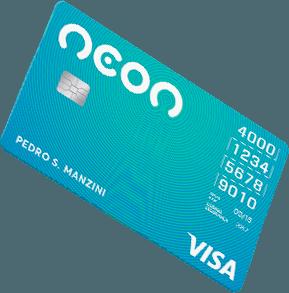 Cartão Banco Neon