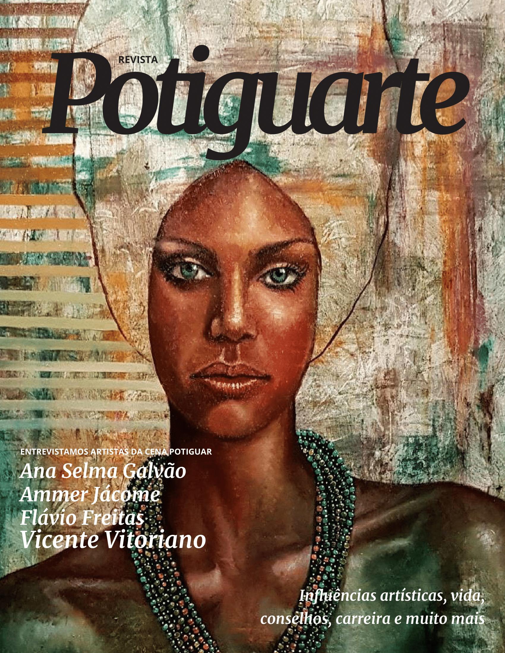 Capa da Revista Potiguarte