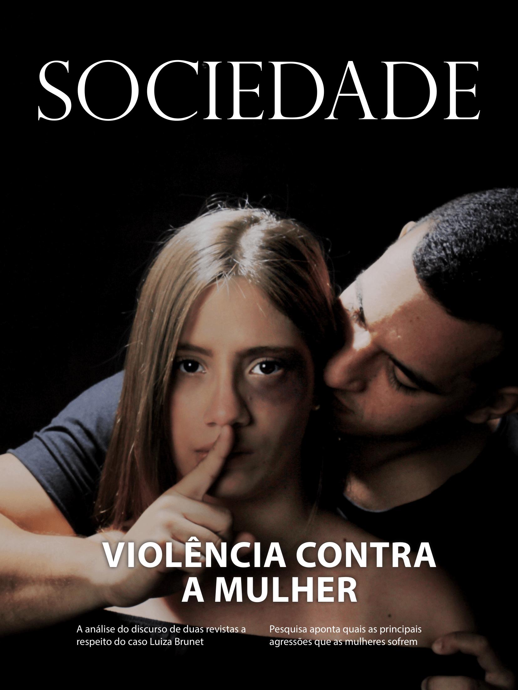 Capa da Revista Sociedade